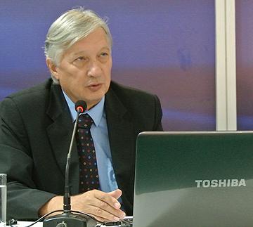 Radenko Mutavdzic, journalist